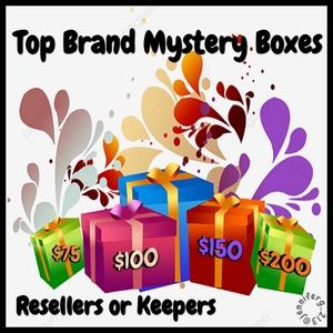 🎁🎉🎁MYSTERY BOXES VARIOUS SIZES